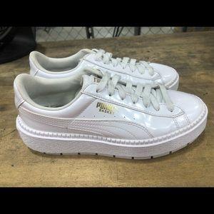 Platform PUMA Basket Sneakers